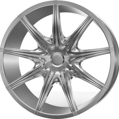 Mâm độ xe hơi ô tô chính hãng Hyundai - Mẫu AJ4