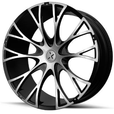 Mâm độ xe hơi ô tô chính hãng Honda - Mẫu AJ5